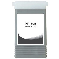 PFI-102MBK Cartridge- Click on picture for larger image