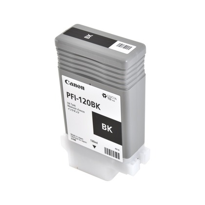 PFI-120BK Cartridge- Click on picture for larger image