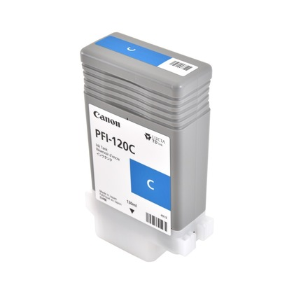PFI-120C Cartridge- Click on picture for larger image