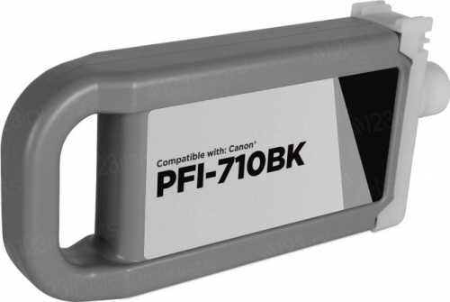 PFI710BK Cartridge- Click on picture for larger image