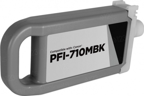 PFI710MBK Cartridge- Click on picture for larger image