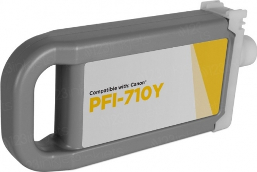 PFI710Y Cartridge- Click on picture for larger image