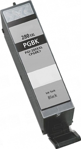 PGI-280XXLBK Cartridge- Click on picture for larger image