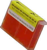 BJI-201Y Cartridge- Click on picture for larger image