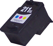 CL-211XL Cartridge- Click on picture for larger image